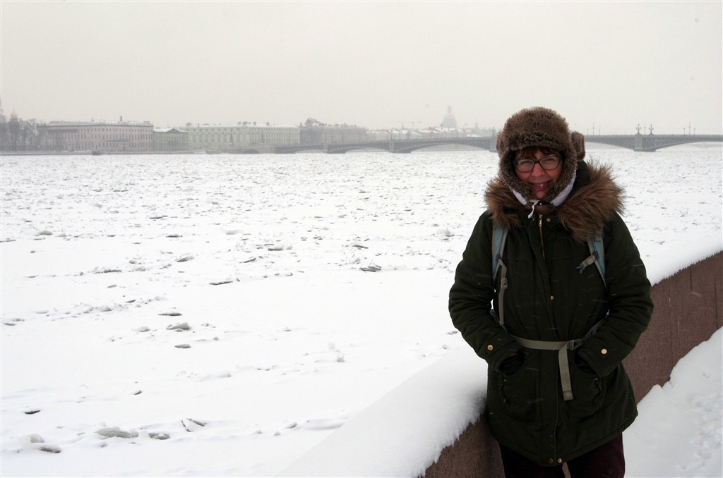Chilly by the Neva